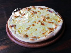 Піца 4 сира